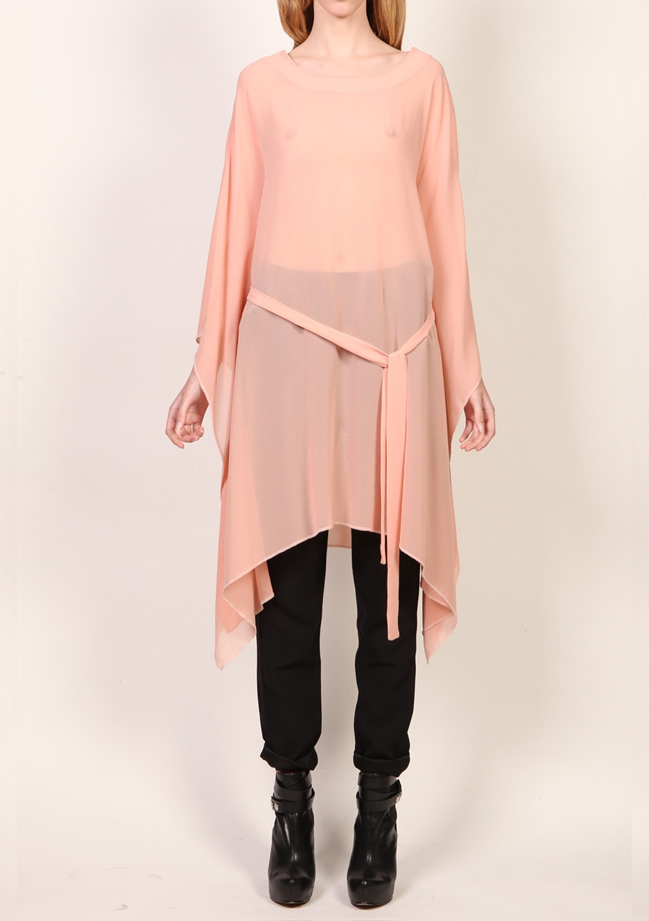 X-Plain - Hush Dress - Salmon