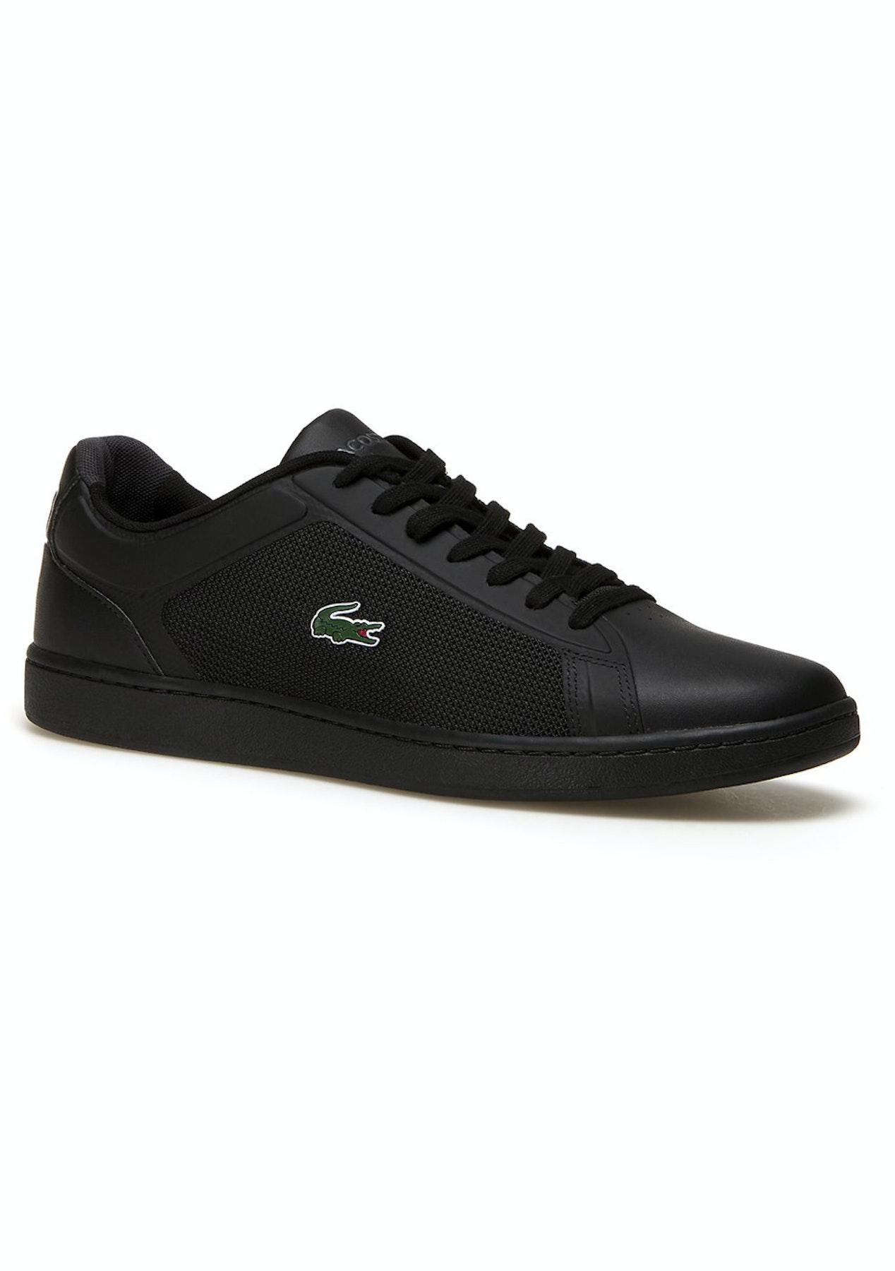 f389429b5 Mens Lacoste - Endliner 117 1 - Black - Mens Shoe Sale - Onceit