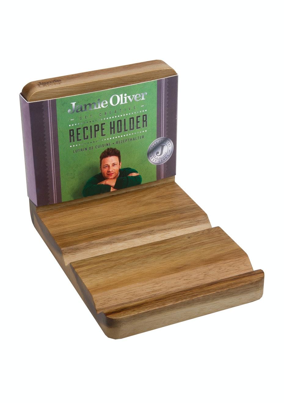 Jamie Oliver - Tablet and Recipe Book Holder