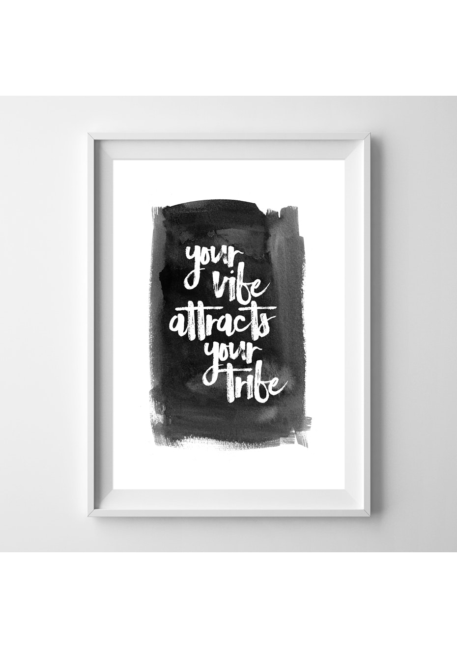 Simply Creative - Vibes  - A4 Colour Print