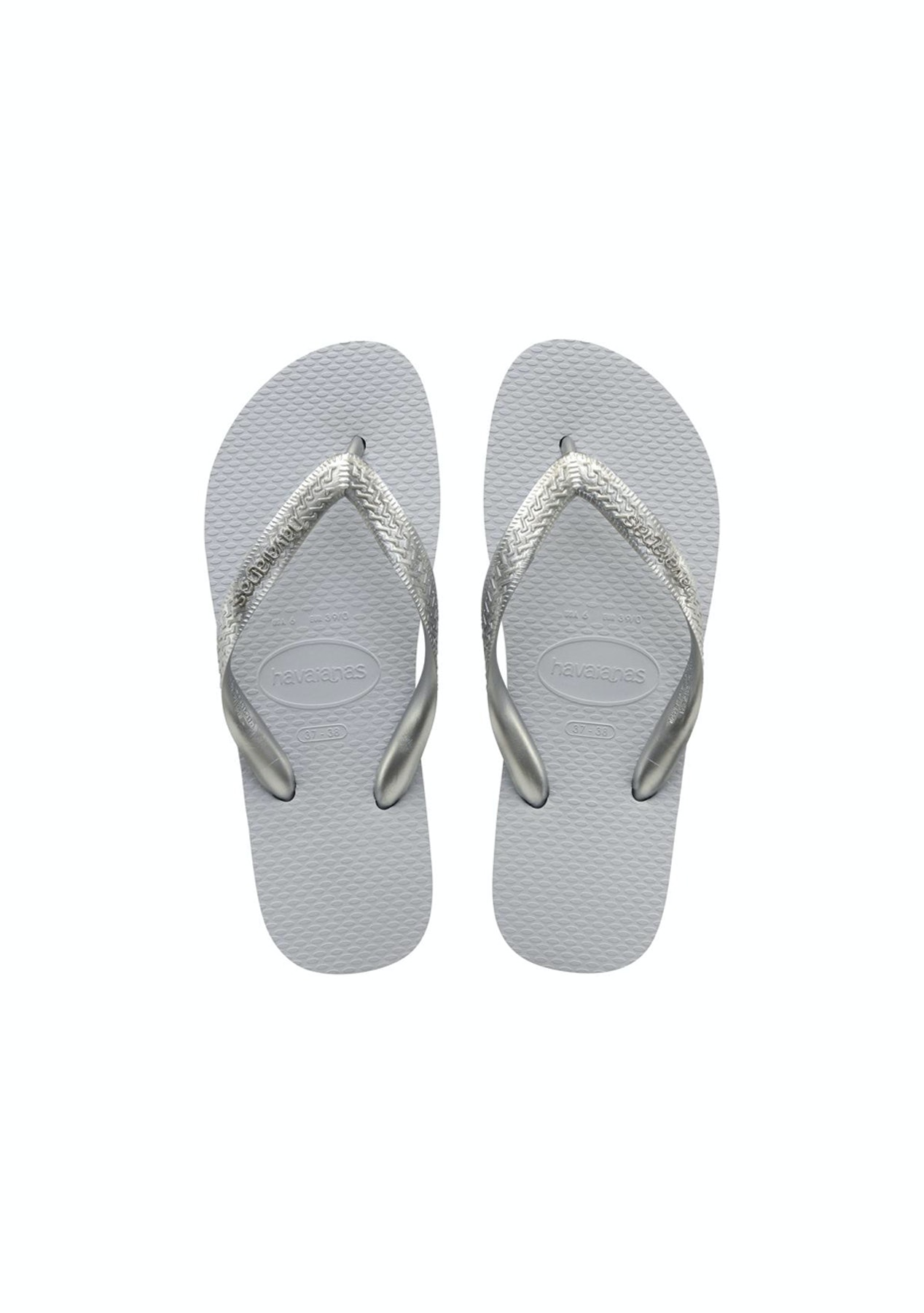 90afa7a0be5b3c Havaianas - Color Mix 3499 Ice Grey Silver - Havaianas - Onceit