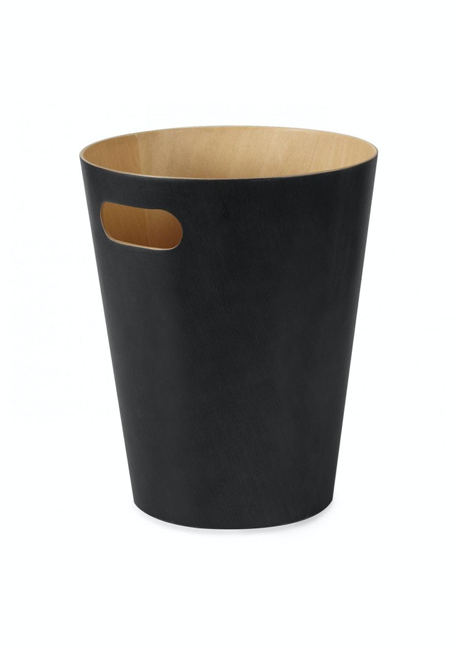 Umbra - Woodrow Can  - Black