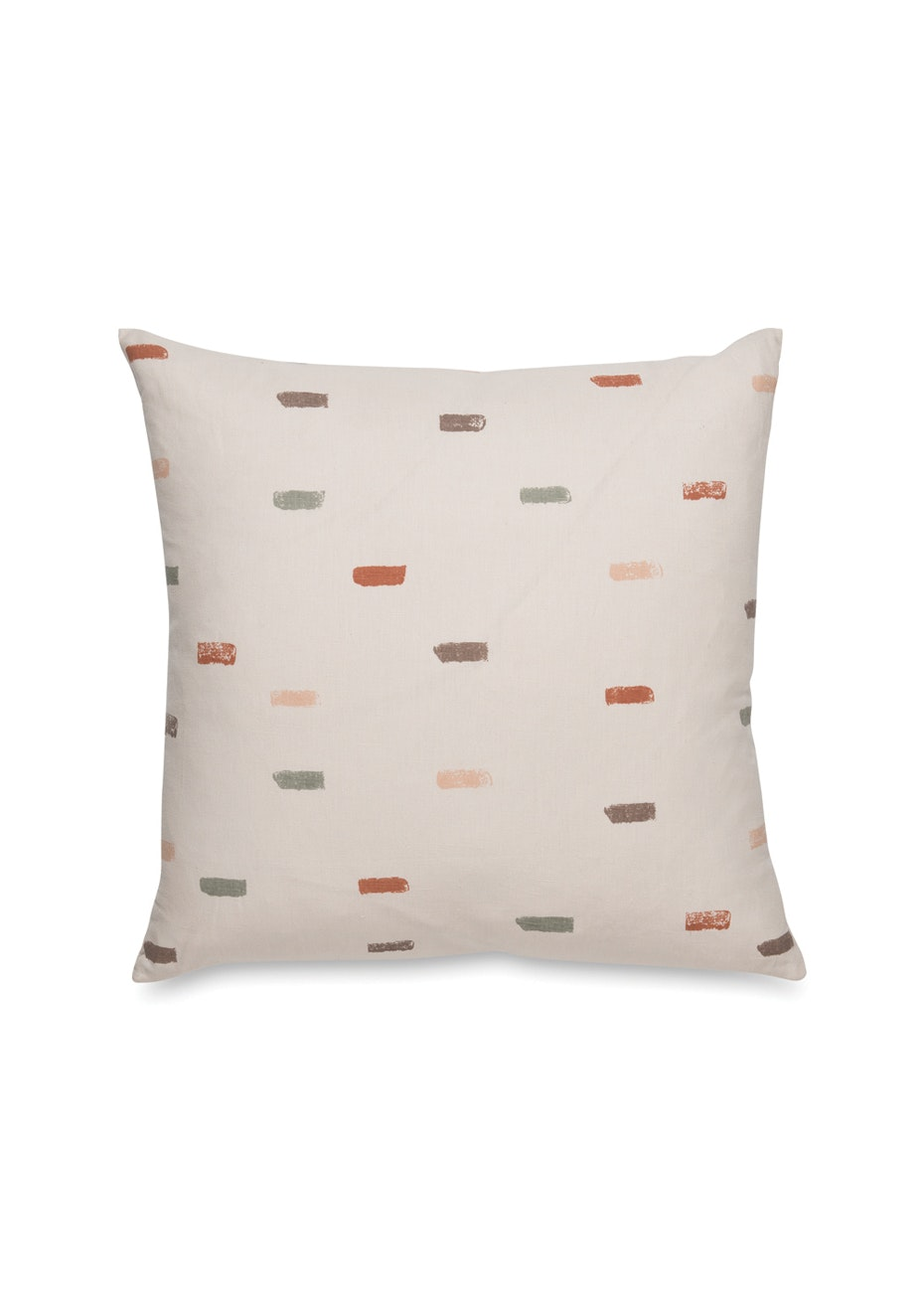 Citta - Ace Cushion Cover - Chalk/Multi