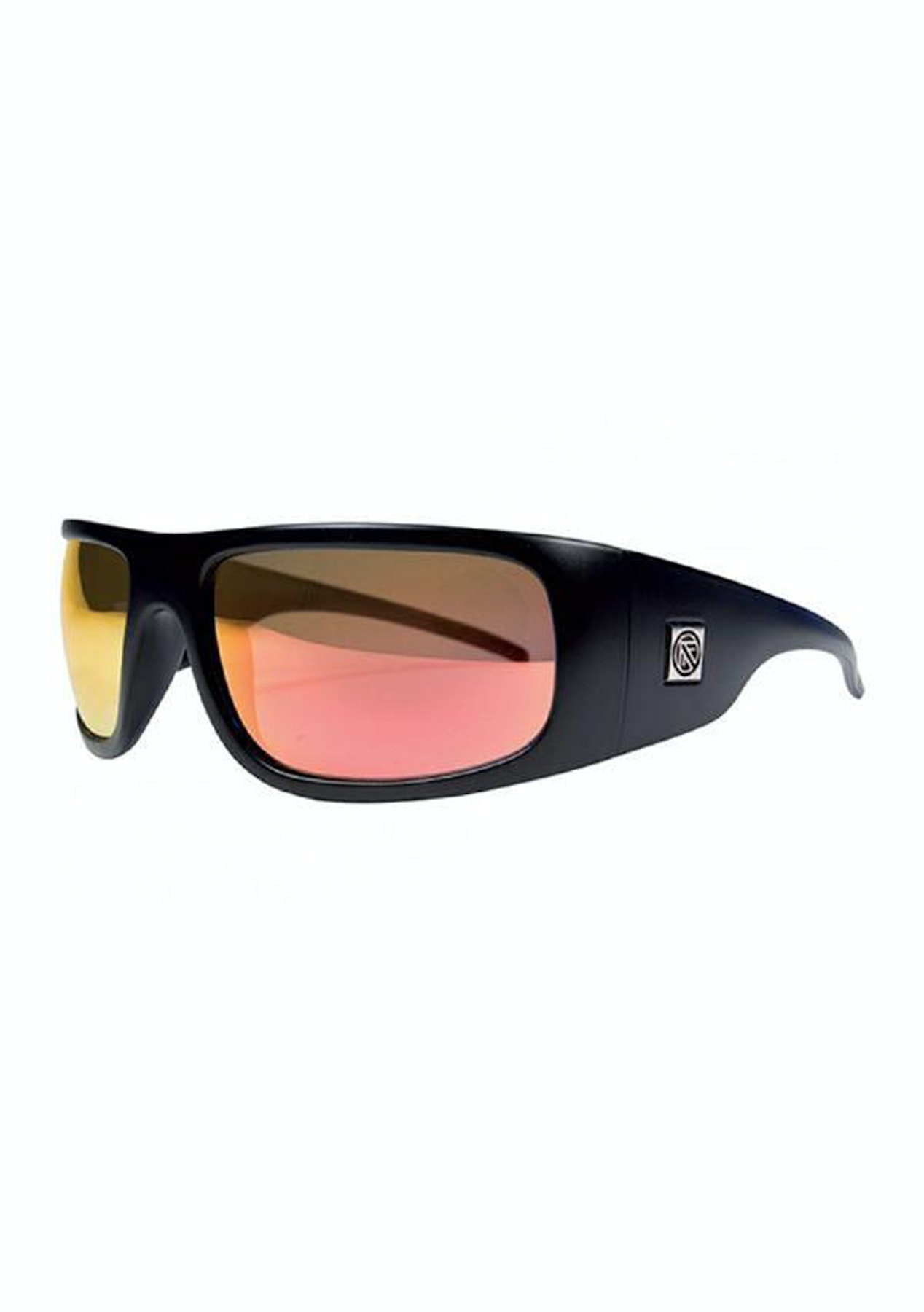 a347509e26 Filtrate Eyewear Vinyl Sunglasses - Black Matte   Red Mirror - Sunglasses  Super Sale From  9.95 - Onceit