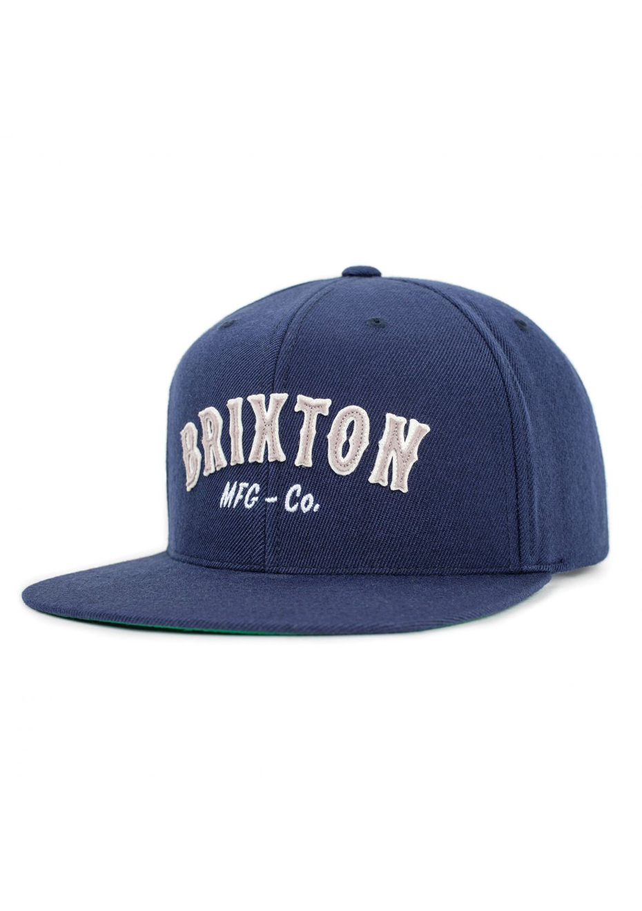 a892c9ac49 ... coupon code for brixton harold snapback navy mens streetwear sale  onceit 5671b 515a3