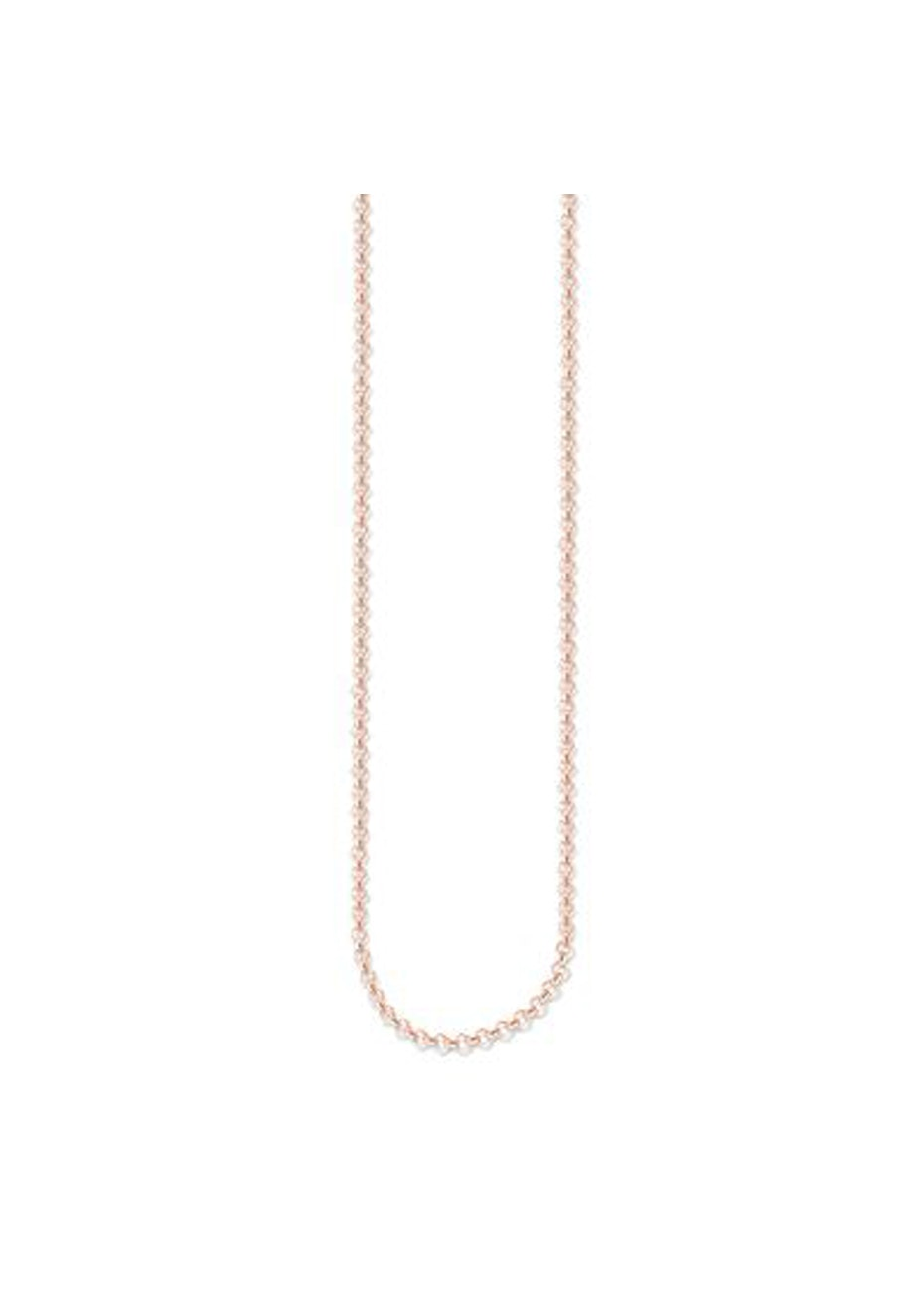 Thomas Sabo  - Fine Chain - Rose Gold Plated