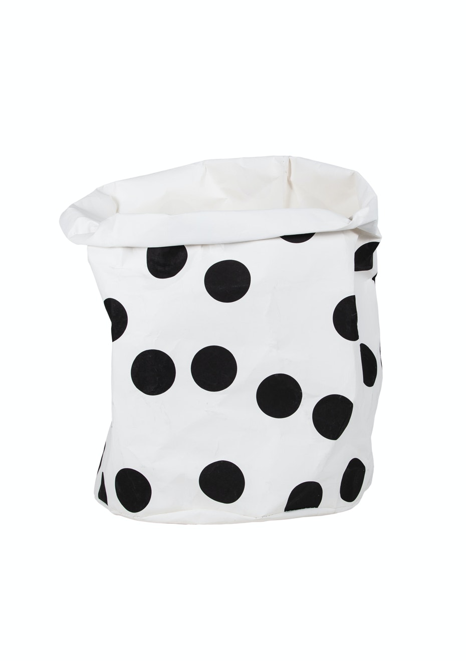 General Eclectic - Wash Paper Bag XL Black Spot