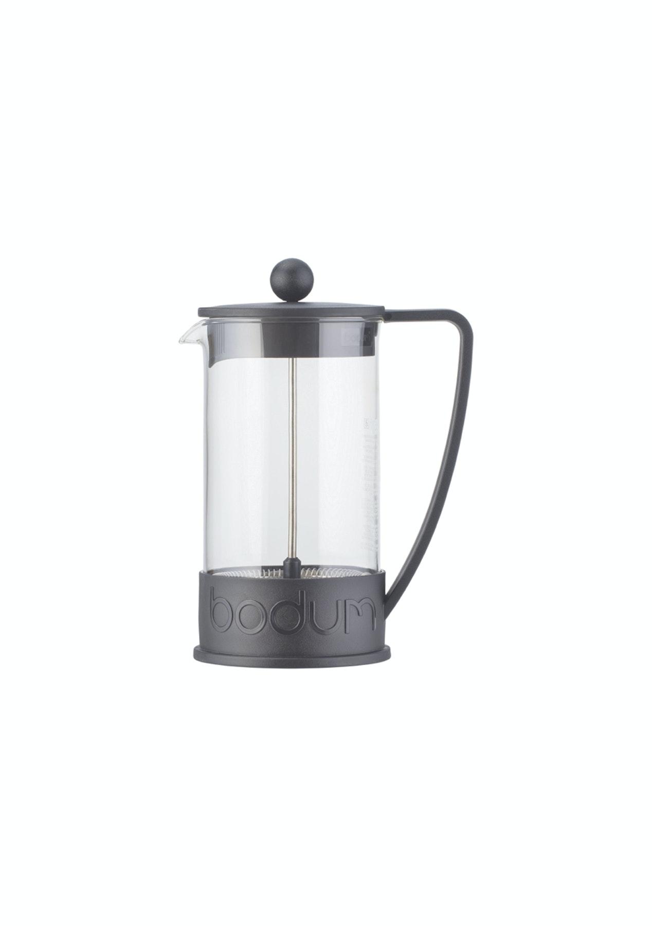 Bodum Brazil French Press Coffee Maker 3 Cup Black