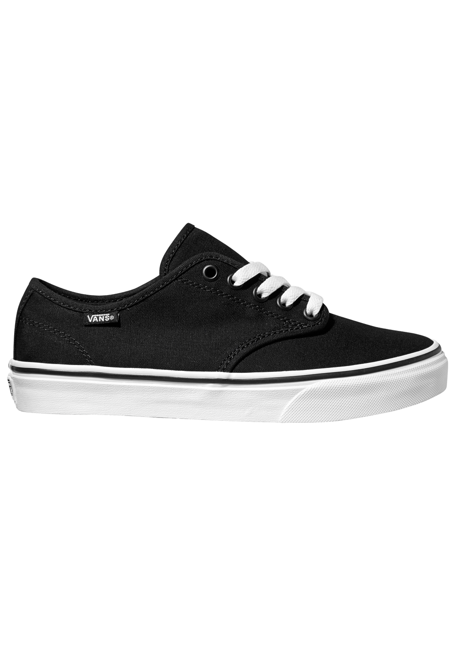 Vans - Womens - Camden Stripe Black