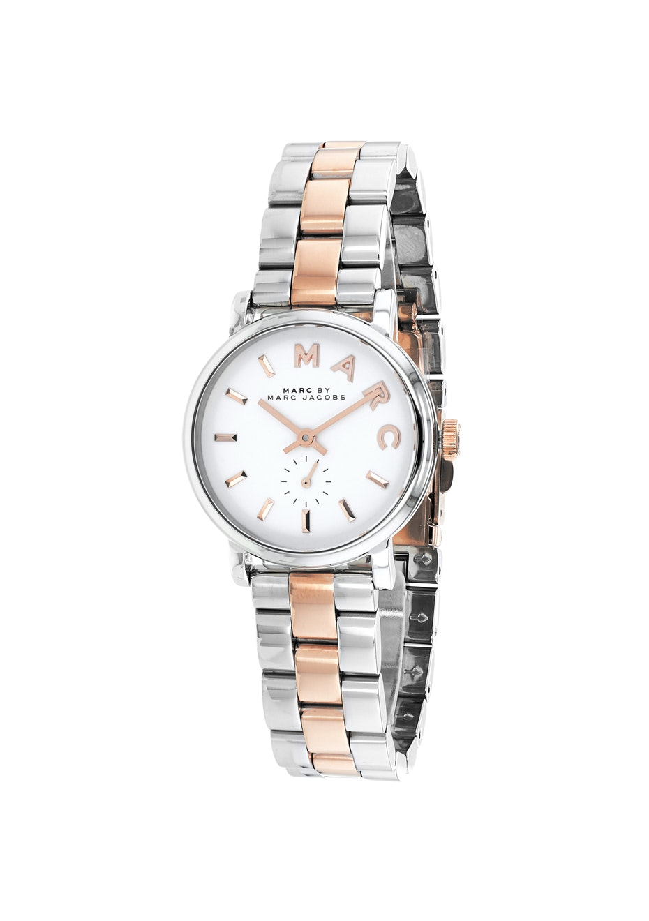 Marc Jacobs Women's Baker - Silver/Two-tone Rose Gold