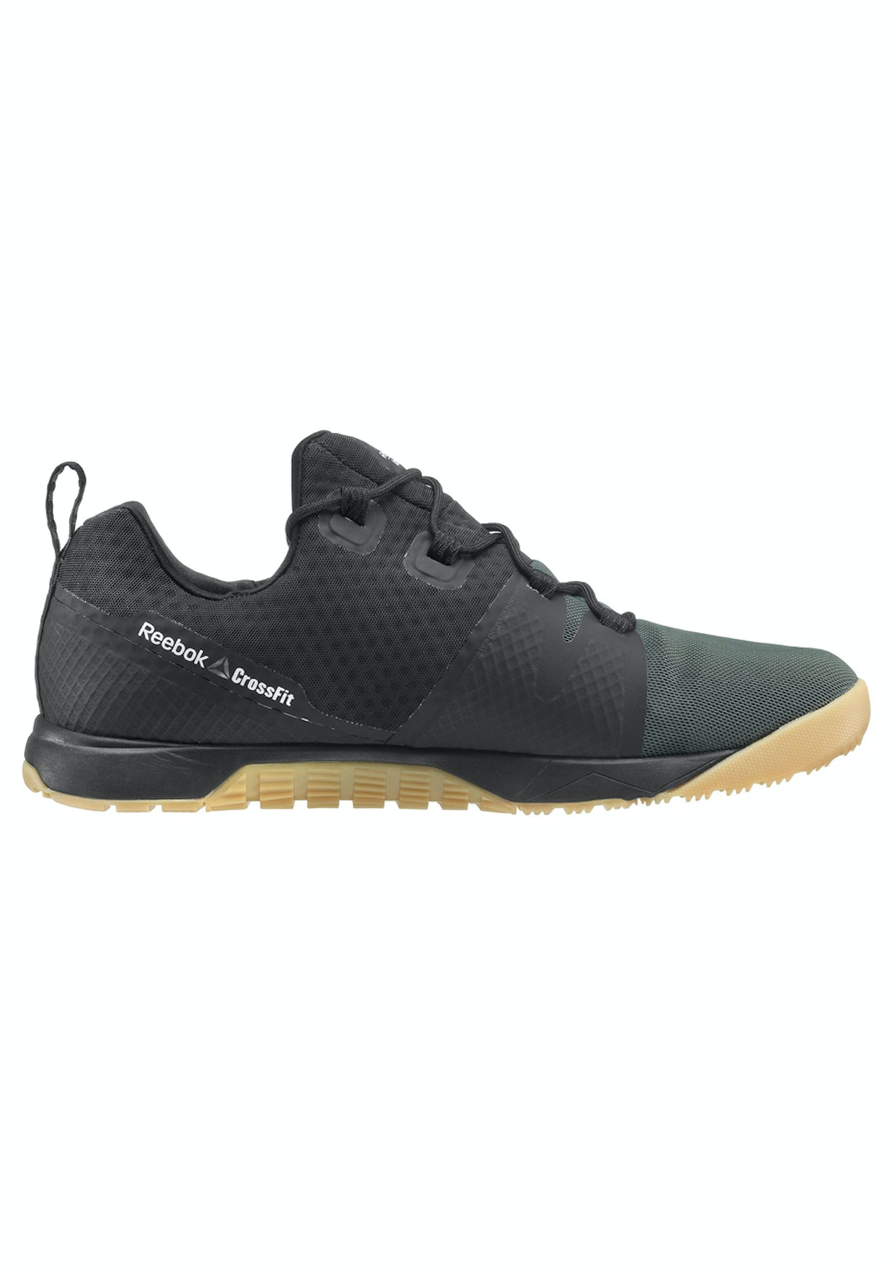 Reebok Mens - R Crossfit Nano Pump - Black Coal Classic White Gum Pewter -  Mens Shoe Sale - Onceit 30900643d