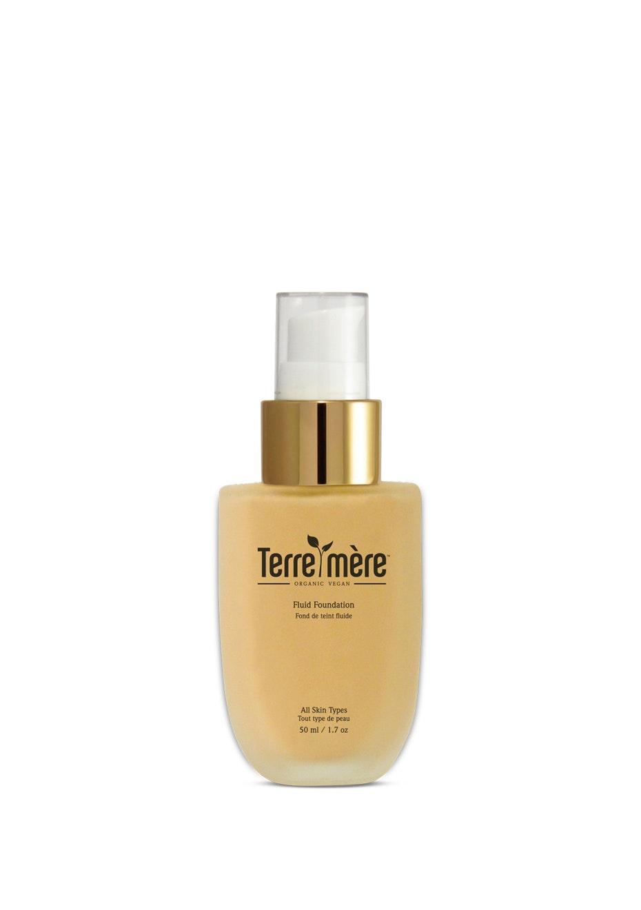 Terre Mere - Fluid Foundation - Rattan