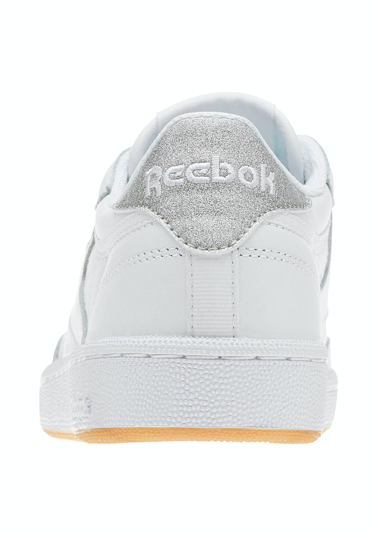 Reebok Womens - Club C 85 Diamond White Gum - Once a Year Reebok - Onceit 285d33610