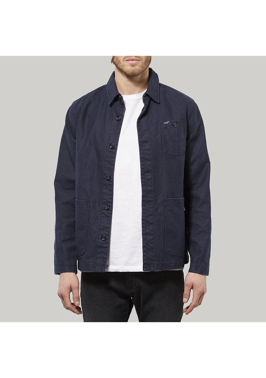 Lee - Mens - Worker Jacket Navy