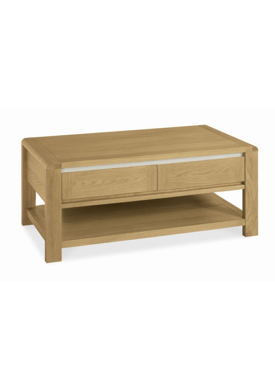 Furniture By Design - Casa Oak Coffee Table- Light Oak