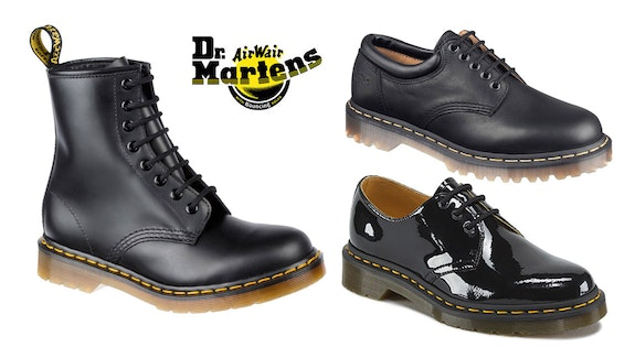 Image of the 'Dr Martens' sale
