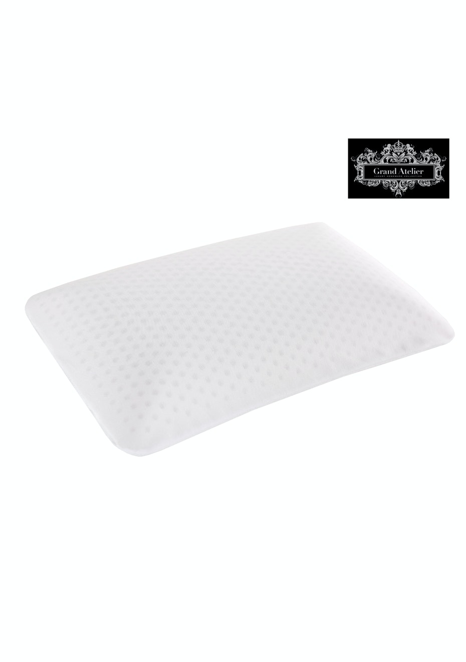 Grand Atelier Talalay Latex Pillow- Soft
