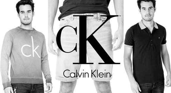 Image of the 'Calvin Klein Mens' sale