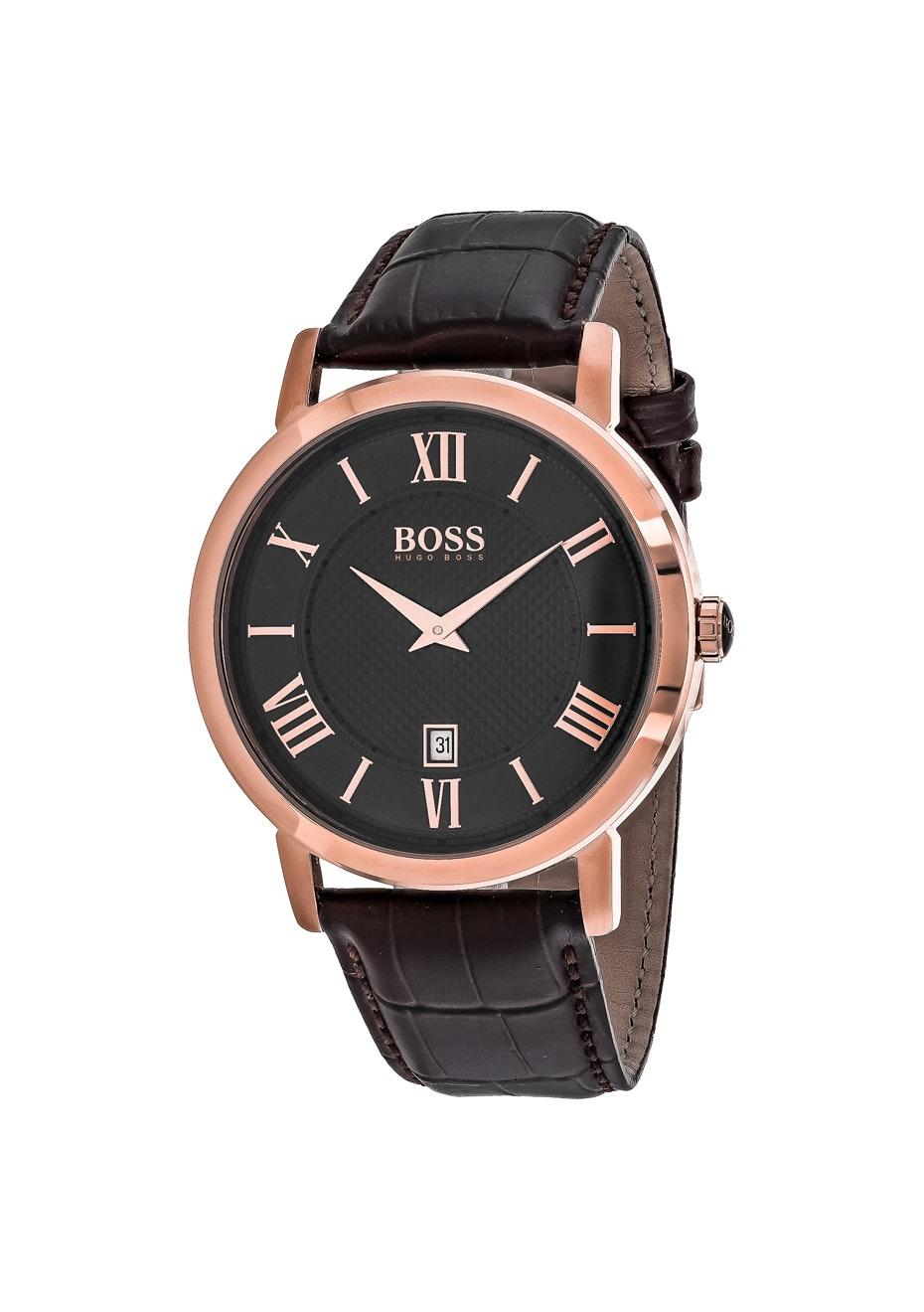 Hugo boss Men's Classic - Grey/Brown