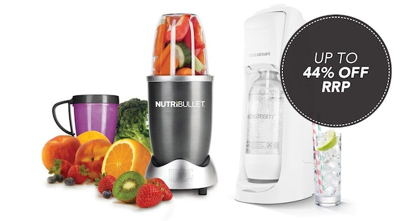 Image of the 'NutriBullet & SodaStream' sale