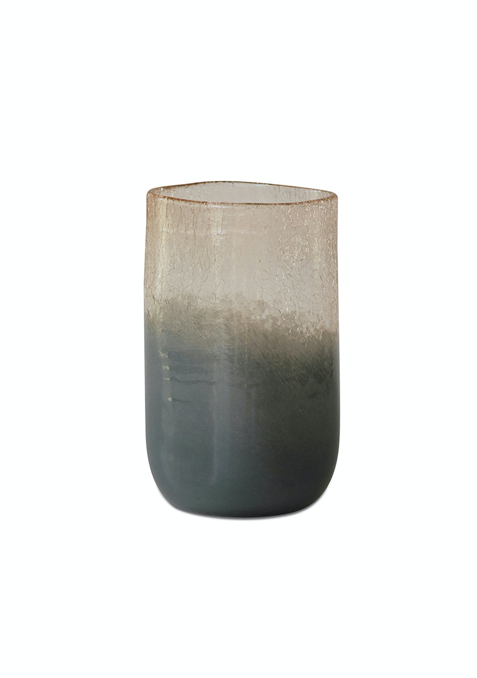 Me & My Trend - Large Peach to Lilac Ombre Vase