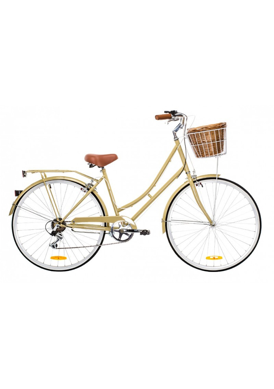 Reid Bikes - Dutch Vintage Ladies 7-Speed Delux Coffee