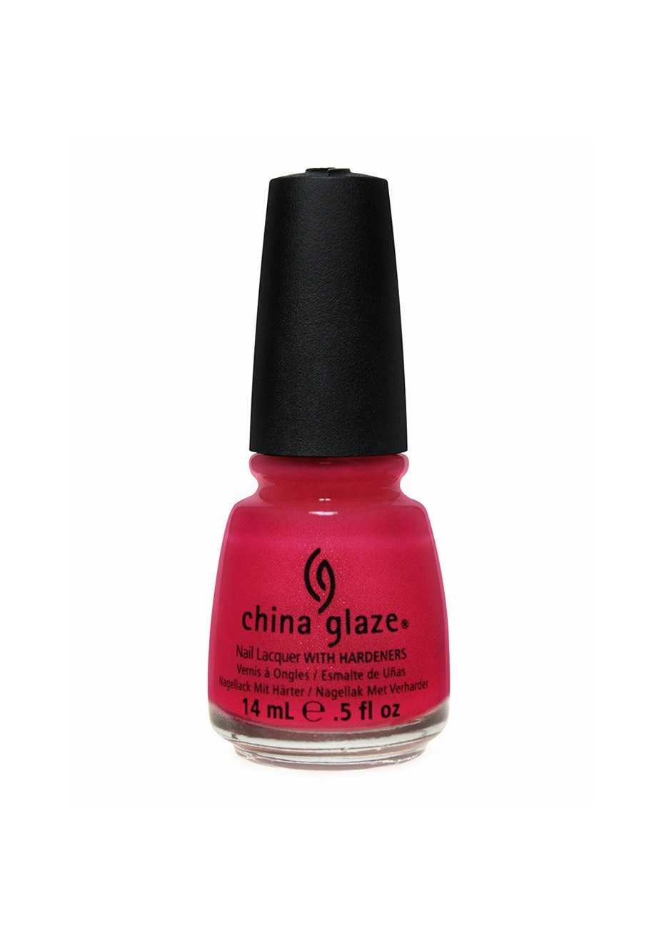 China Glaze Summer Days Collection #716 STRAWBERRY FIELDS