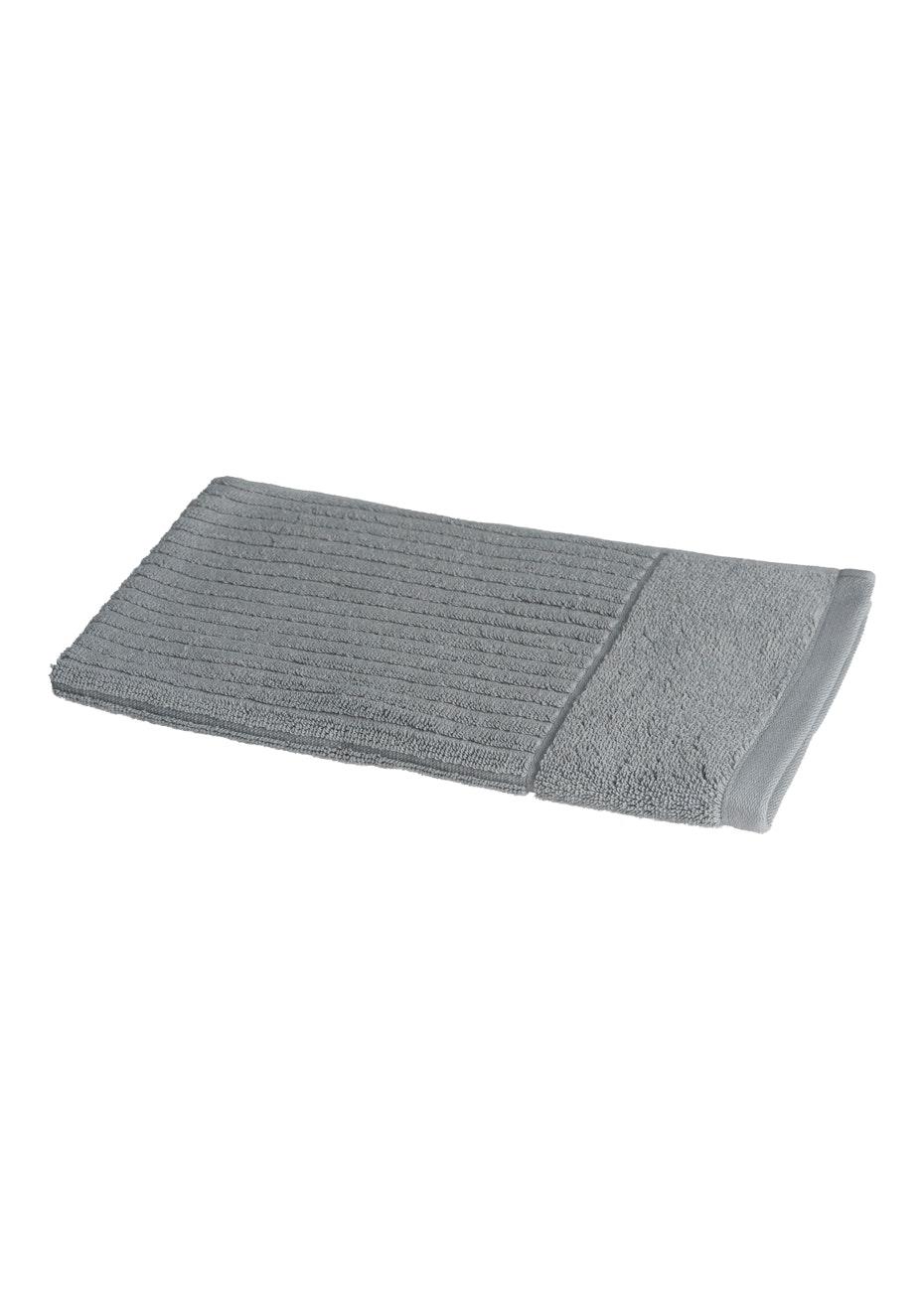 Conran Signature Rib Hand Towel Concrete