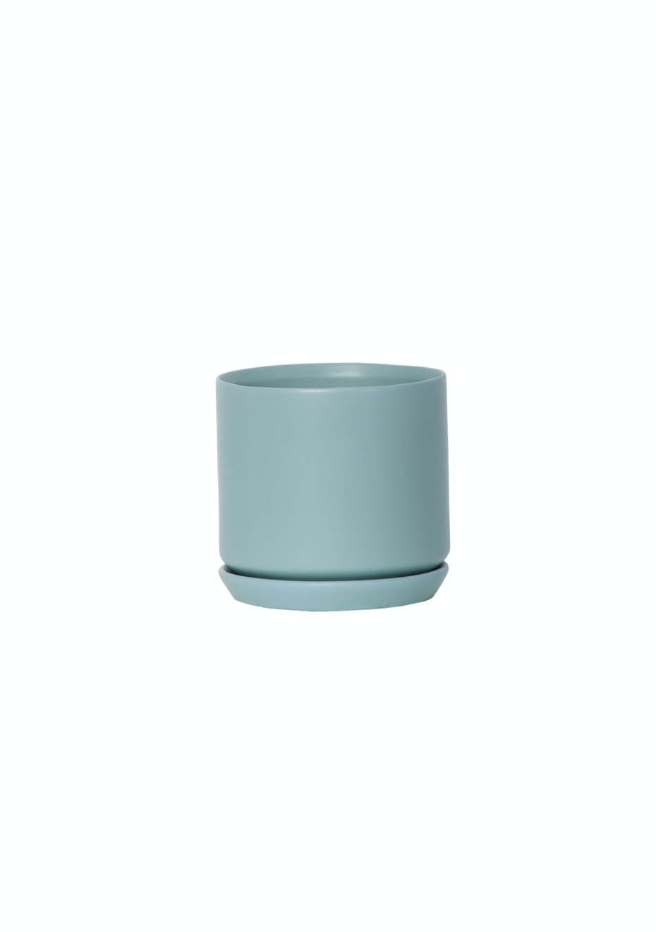 General Eclectic - Small Oslo Planter Blue Mist