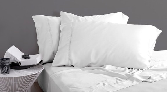 Image of the 'Designer White Bedding Pre-Sale' sale