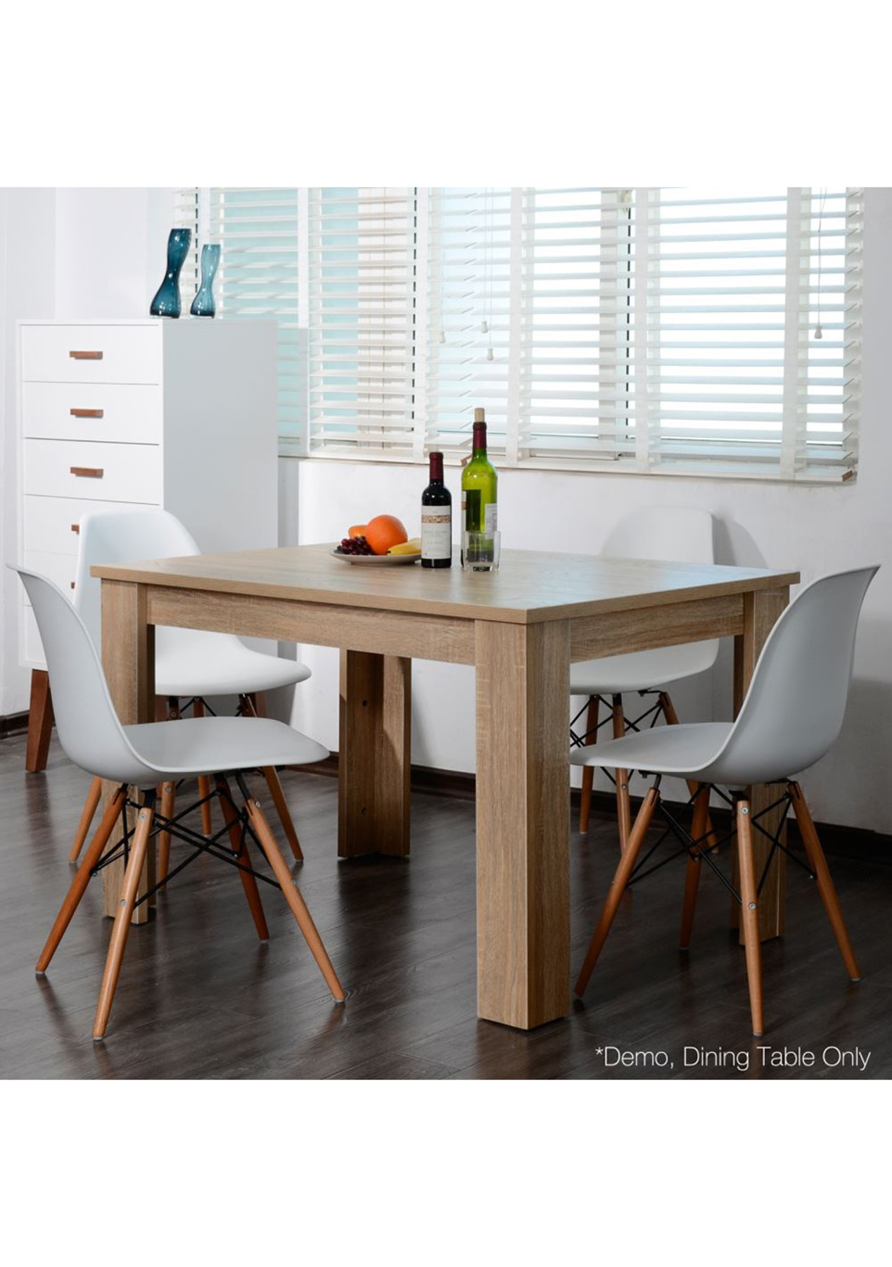 Dining Table 120 Natural