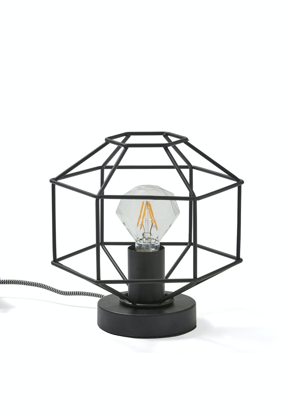 Me & My Trend - Black Diamond Lamp