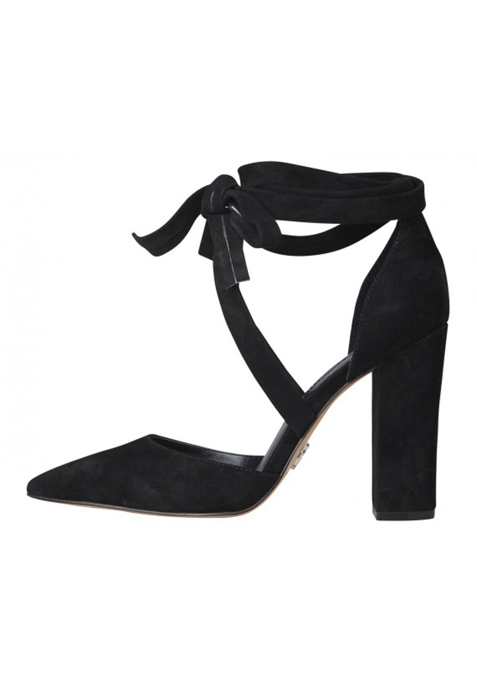 Windsor Smith - Bryony - Black Suede