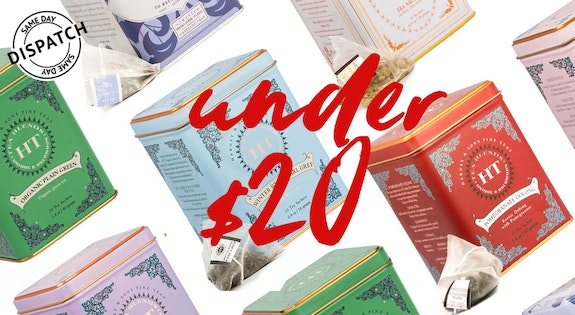 Image of the 'Under $20 Teas' sale