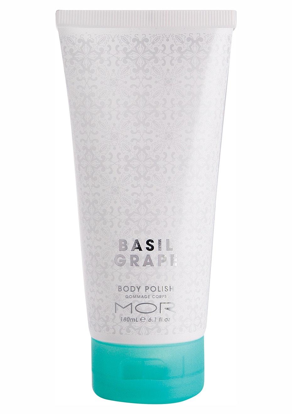 MOR - Body Polish 180ml Basil Grape