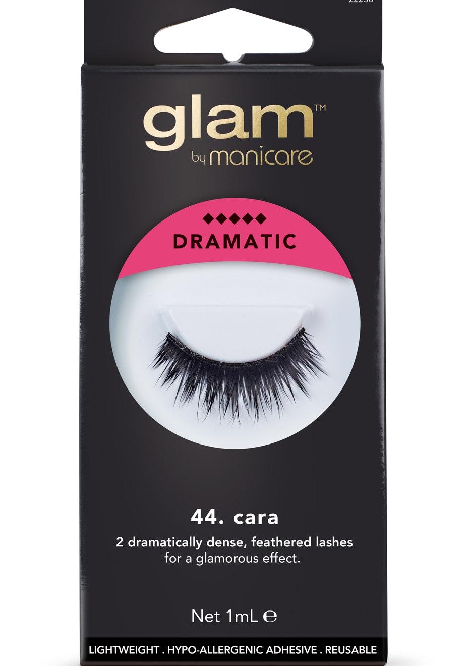 Manicare Glam  - Cara Lashes
