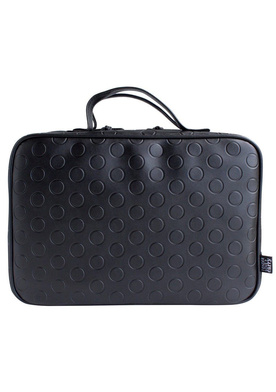 TL+C - Hoops Hanging Washbag - Black