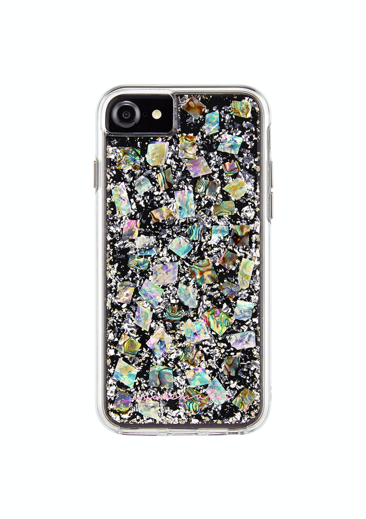 super popular 9bd16 a9c62 Case-mate Apple iPhone 8 / 7 / 6S Karat Case - Mother of Pearl