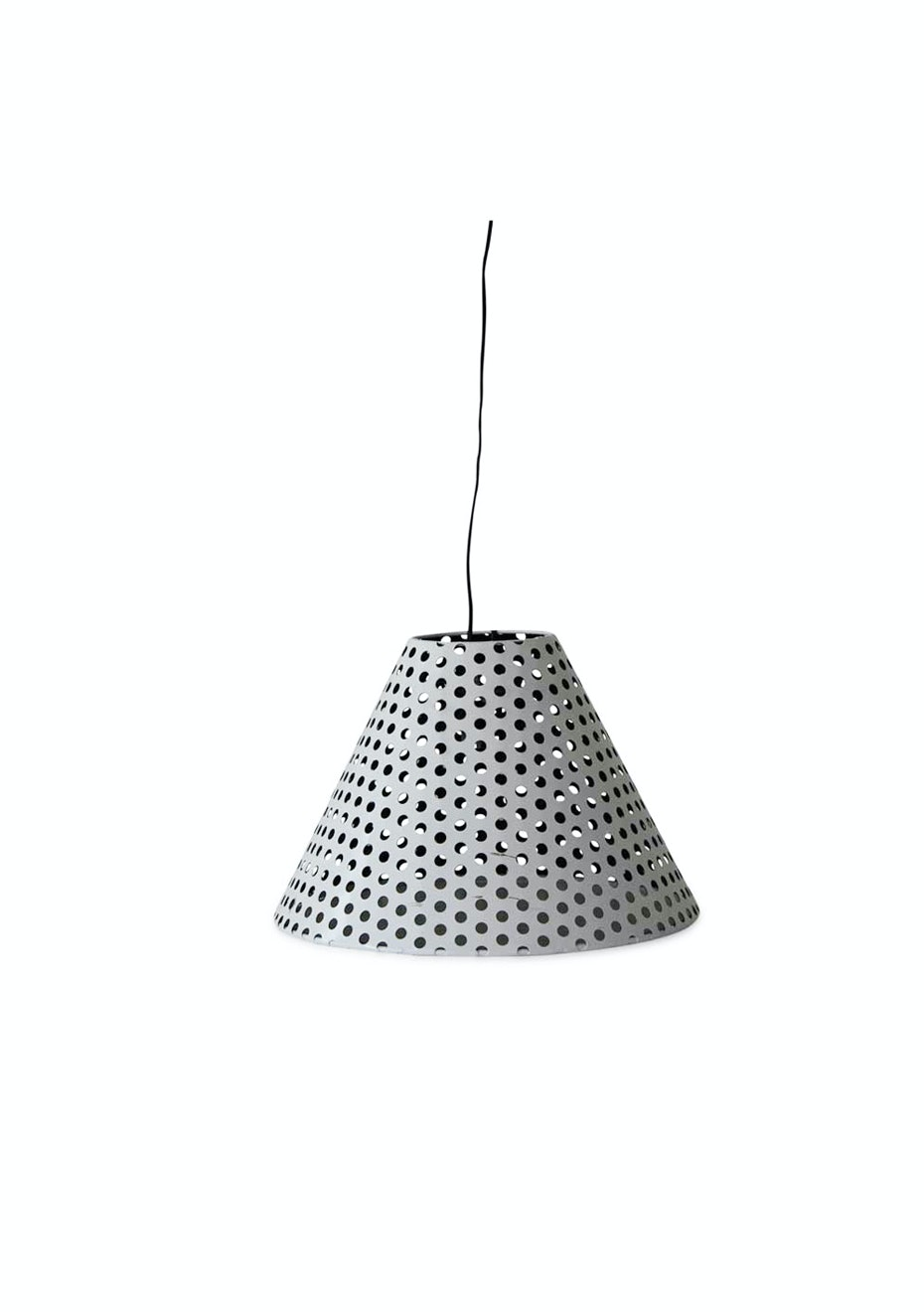 Me & My Trend - White Perforated Shade