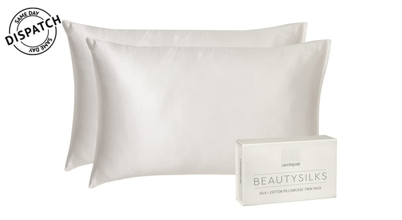 Canningvale Silk Pillow Cases