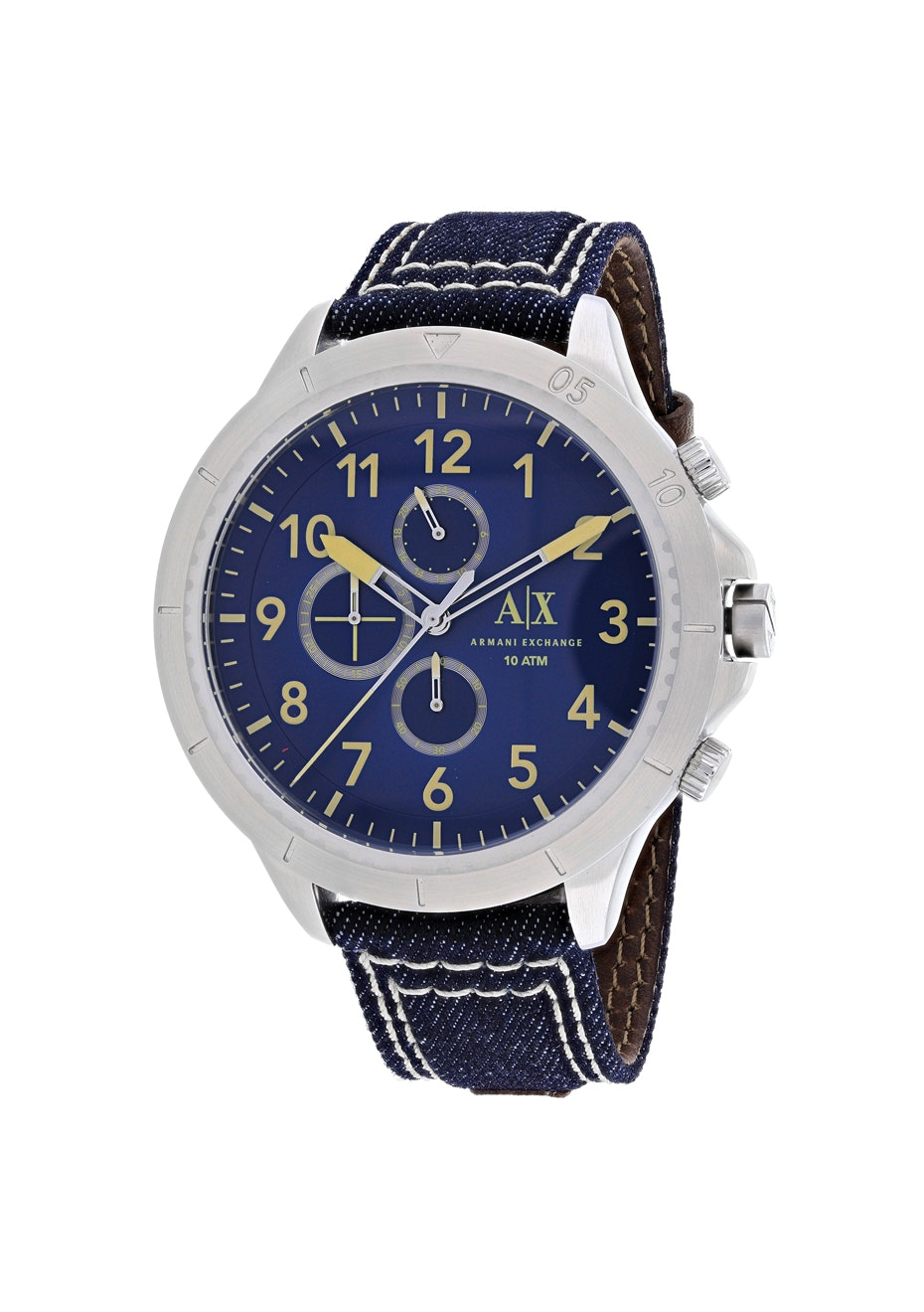 Armani Exchange Men's Chronograph - Blue/Blue