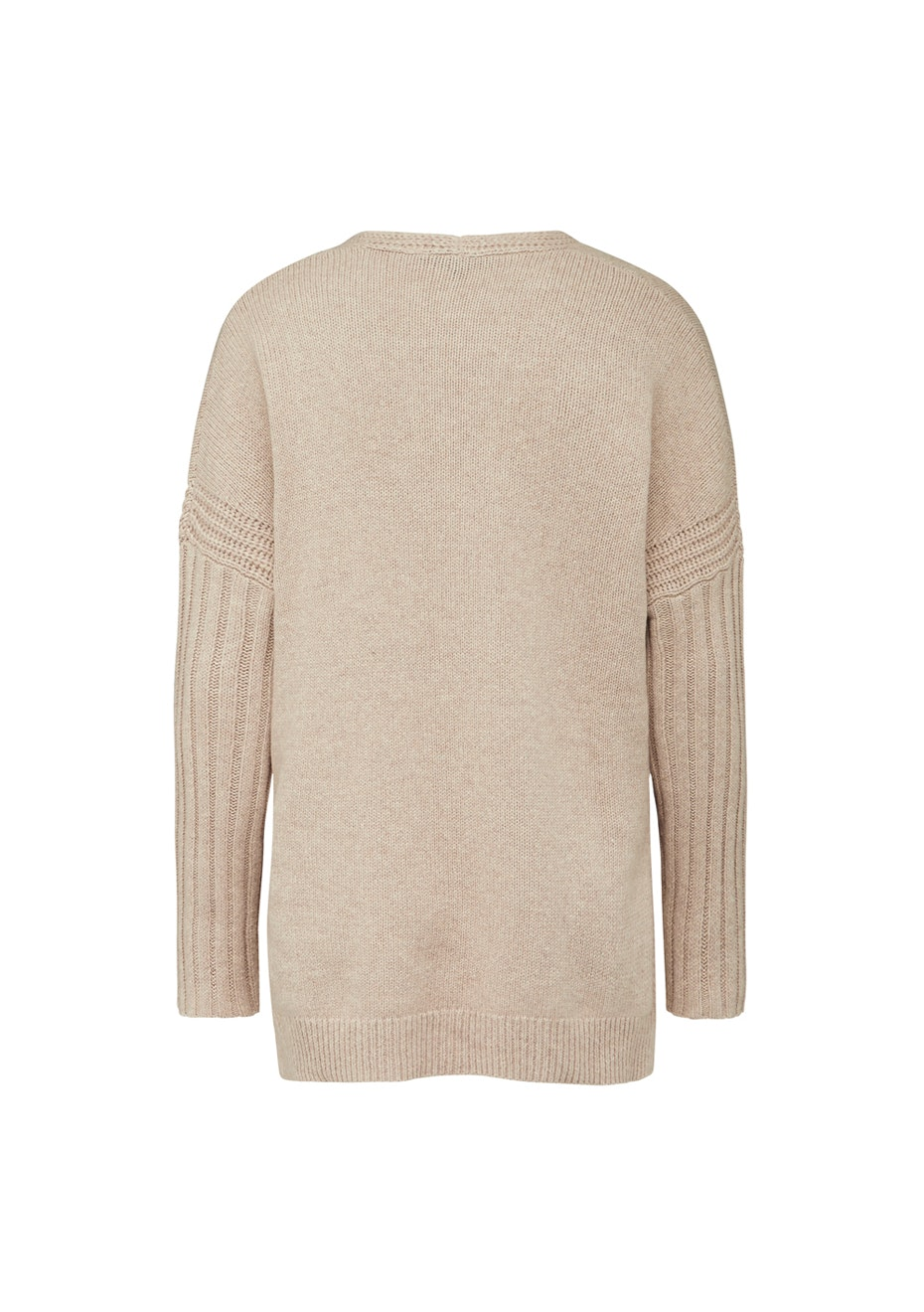 French Connection - Cairo Cable Knit - Light Camel Marle