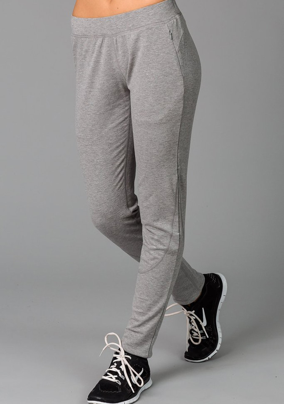 Fitwear - Womens -  Daybreaker Track Pant - Fantail Grey