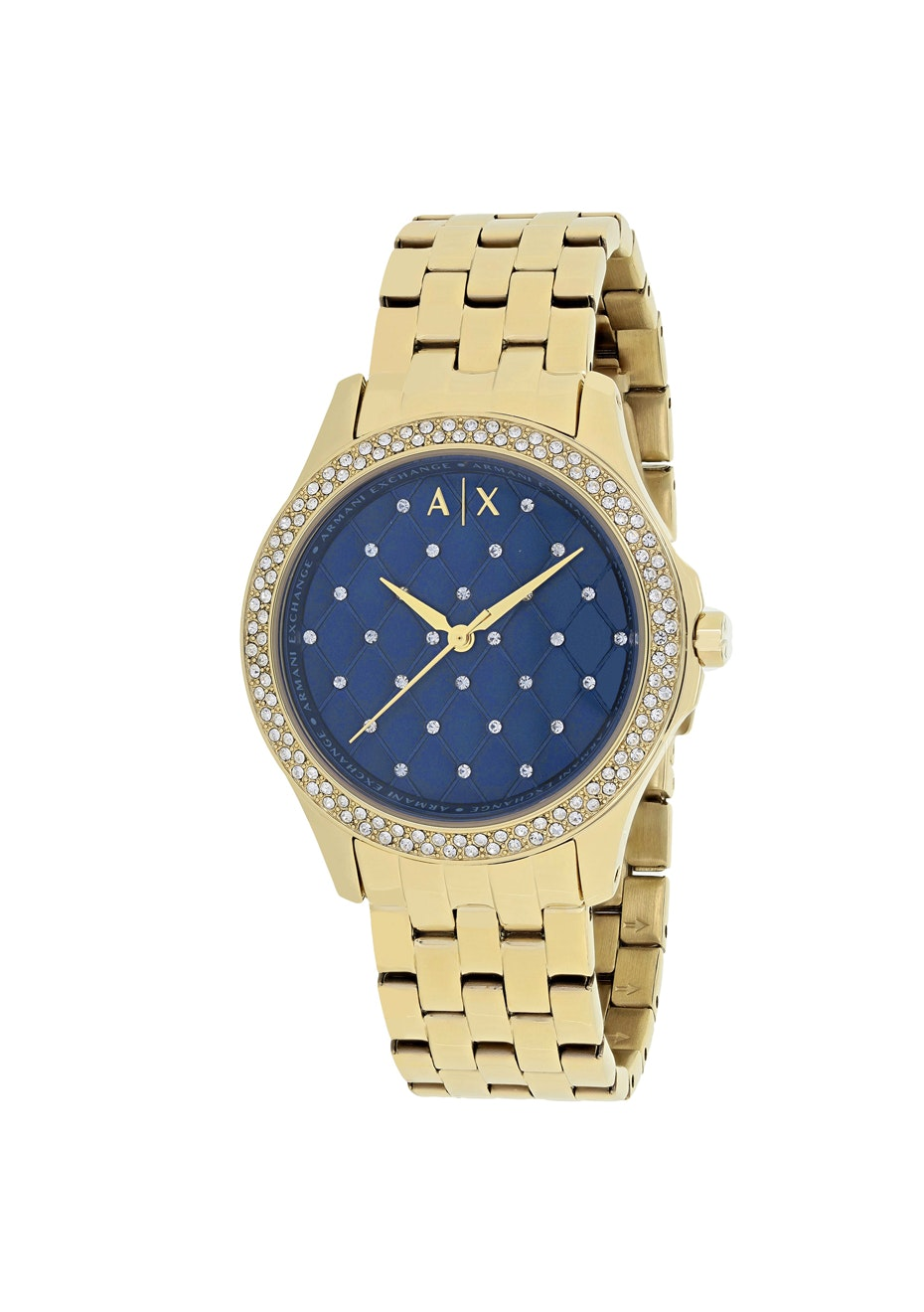 Armani Exchange Women's Hampton - Blue/Gold