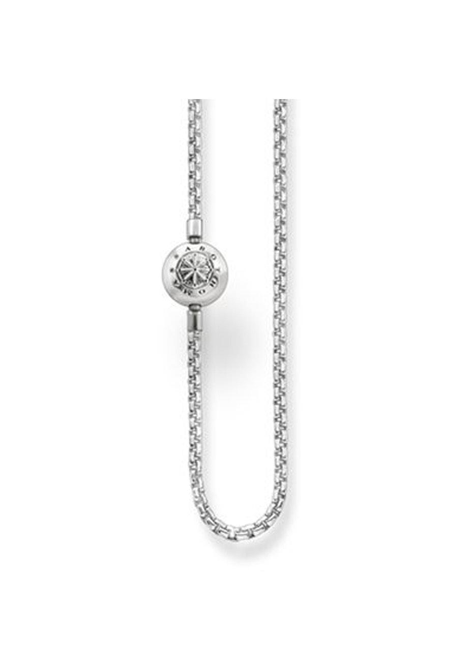 Thomas Sabo  - Karma Necklace - Polished 80Cm