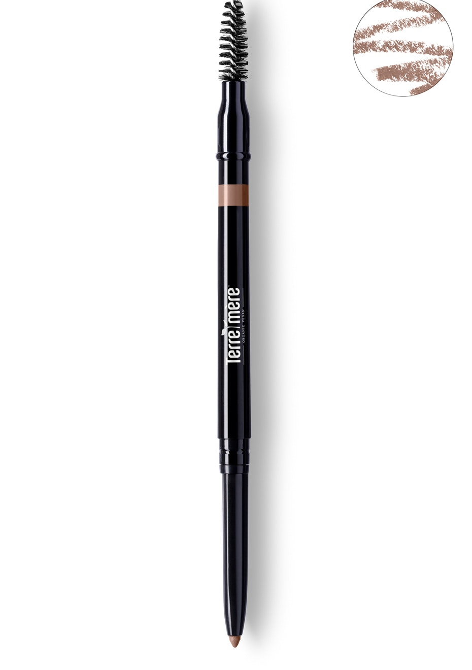 Terre Mere - Indelible Brow Pencil - Natural Taupe