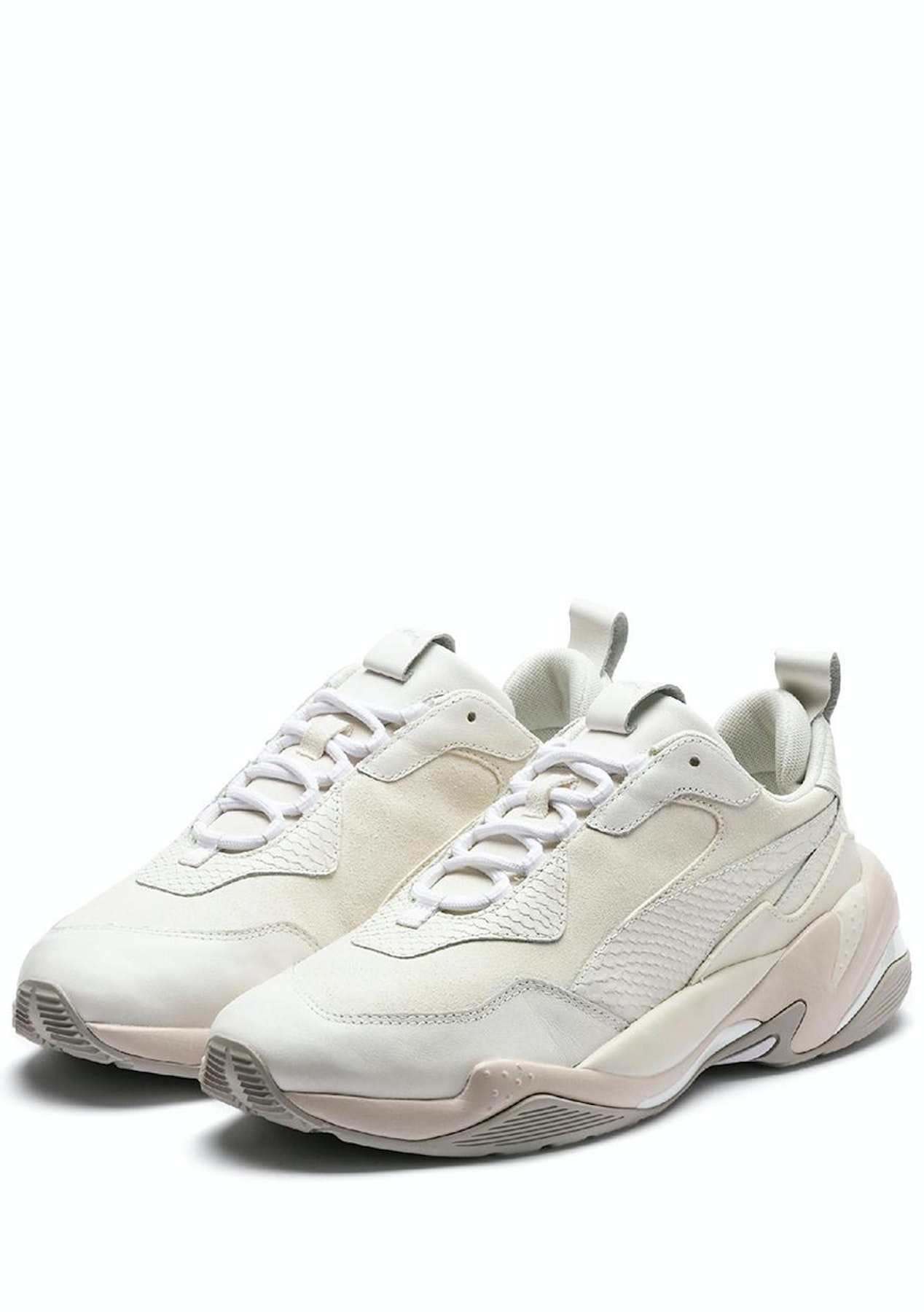 48267d0264d3 Puma - Womens Thunder Desert - Bright White - Puma New Styles Added - Onceit
