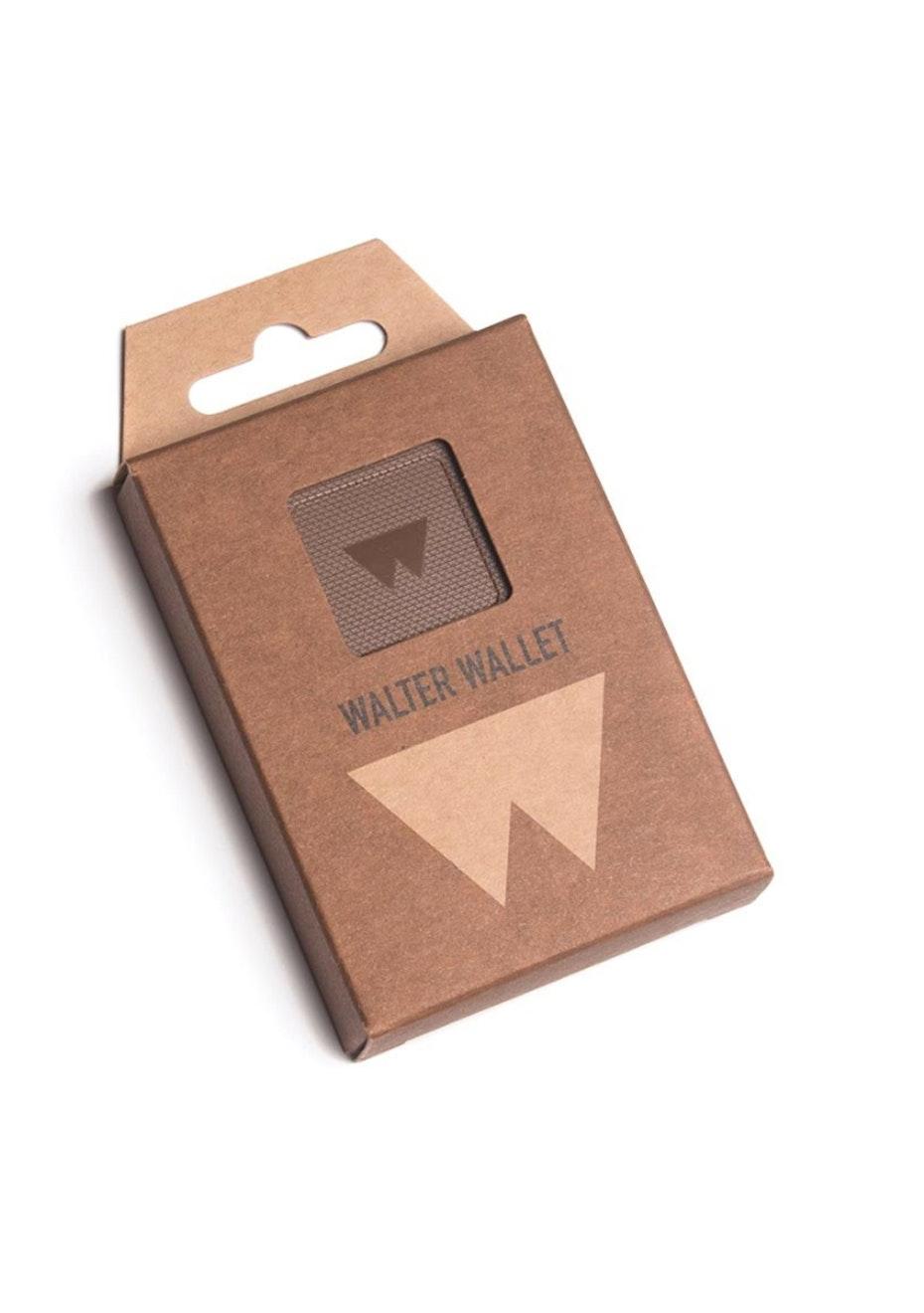 Walter Wallet - Brown