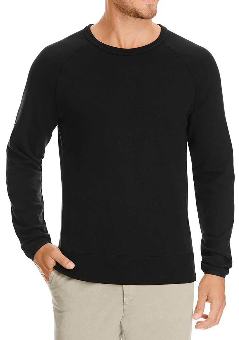 BONDS - Sporty Pullover - Black