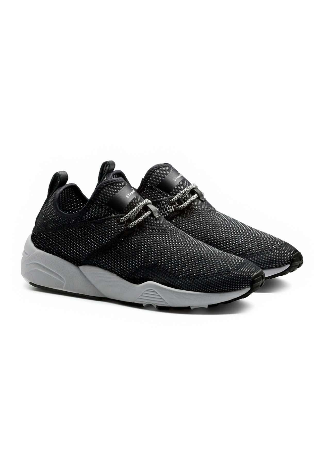 9f41b4a29 Puma Mens - Puma X Stampd Trinomic Woven - Black - Mens Mixed Brand Sale -  Onceit